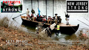 Revolution – Washington Crossing Delaware Cancelled Due to Storm Water Currents