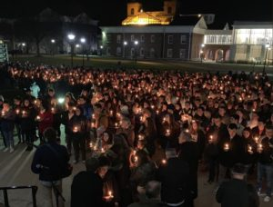 Drunk Driver Kills College Scholar – Candlelight Vigil Honors Crash Victims