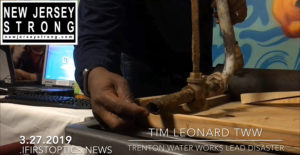 New Jersey Strong Water Disasters – Trenton Water Lead Toxic Flow