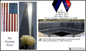 Through Devastation We Emerge Stronger – Never Forget 9/11