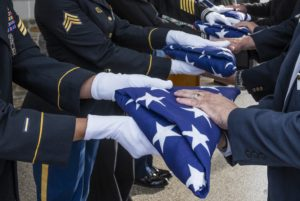Military Veterans Honored